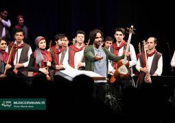 گزارش تصویری «موسیقی ایرانیان» از کنسرت «ارکستر موج نو»