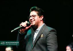 گزارش متنی و تصویری «موسیقی ایرانیان» از کنسرت «حجت اشرف زاده» در جشنواره موسیقی فجر