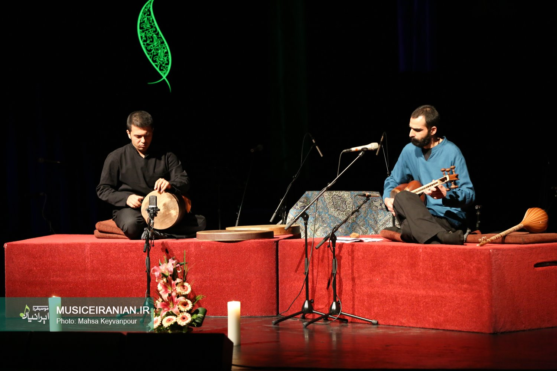 گزارش متنی و تصویری «موسیقی ایرانیان» از این کنسرت