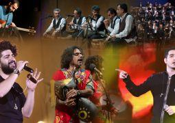 گزارش های مفصل از متن و حاشیه اجراهای هفتمین روز جشنواره موسیقی فجر