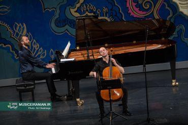 یگور شوتسوف: ما معرف سنت موسیقی اوکراین هستیم
