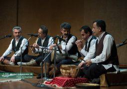 گزارش تصویری «موسیقی ایرانیان» از کنسرت گروه موسیقی «شواش» در جشنواره موسیقی فجر