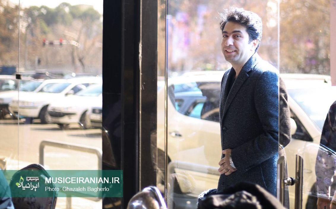 گزارش تصویری «موسیقی ایرانیان» از نشست رسانه ای تور کنسرت های «کویر»