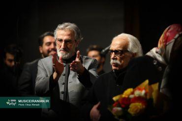ارکستر ملی ایران دوباره با «علیرضا افتخاری» در تهران روی صحنه رفت