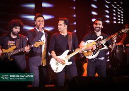 گزارش تصویری سایت خبری و تحلیلی «موسیقی ایرانیان» از کنسرت محمد علیزاده در تهران