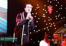 گزارش تصویری «موسیقی ایرانیان» از کنسرت «رحیم شهریاری» در شهر تبریز