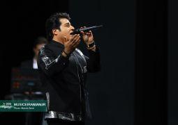 گزارش تصویری سایت خبری و تحلیلی «موسیقی ایرانیان» از کنسرت «مهدی یغمایی»