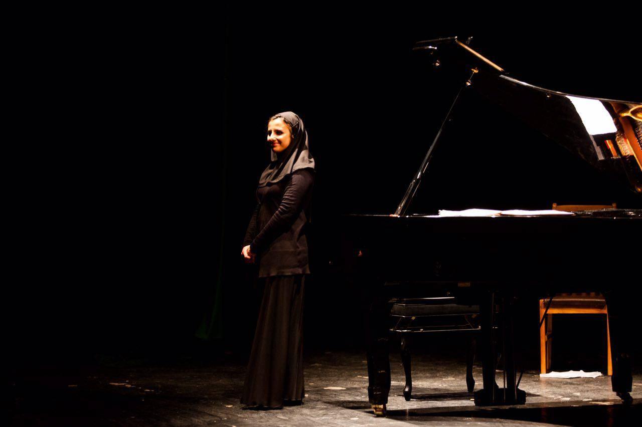 با نوازندگی «لیلا رمضان»