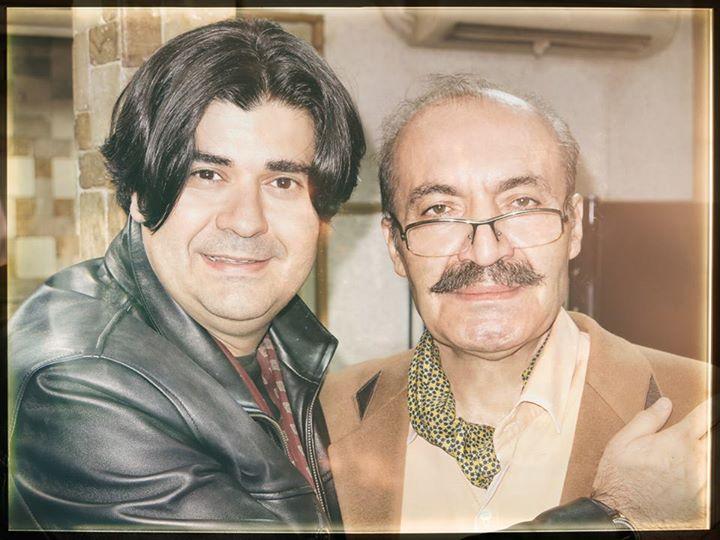 محمد جلیل عندلیبی و سالار عقیلی