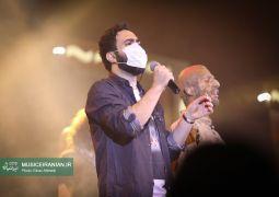 گزارش تصویری سایت خبری و تحلیلی «موسیقی ایرانیان» از کنسرت آلبوم «آینه قدی»