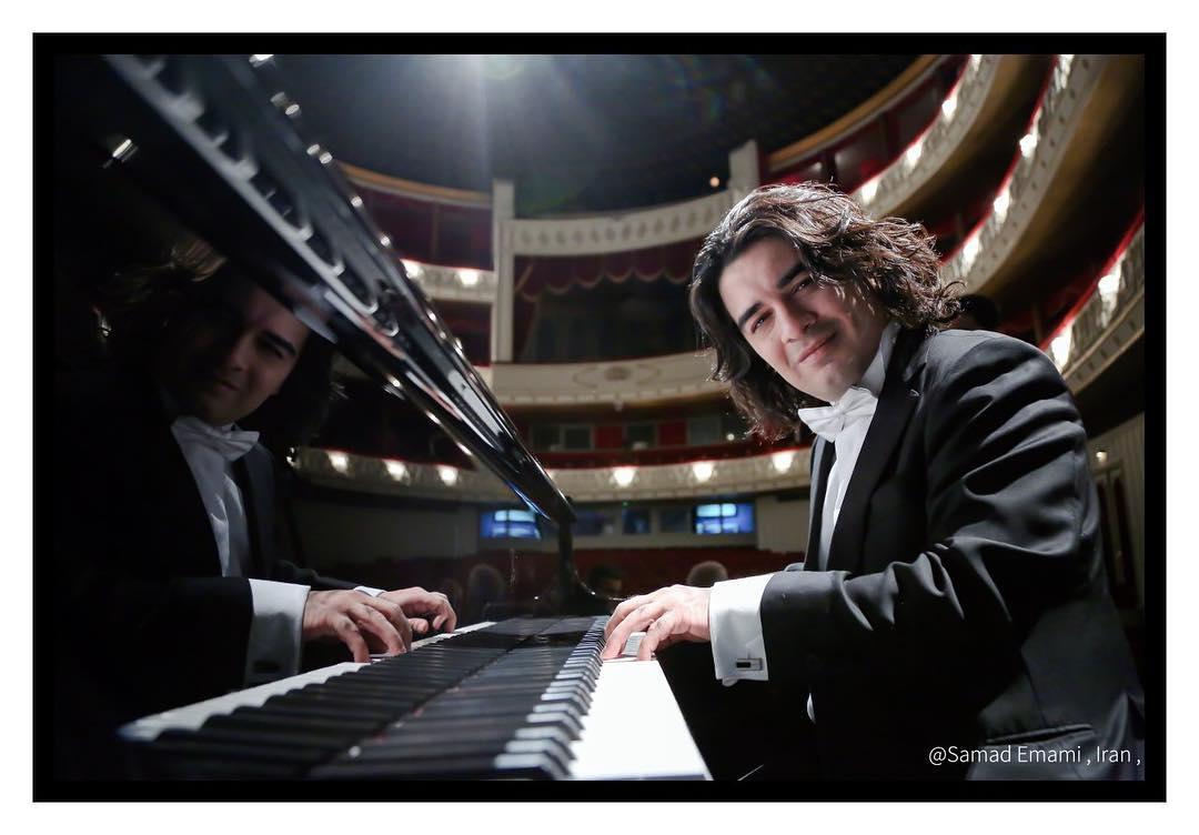 سایت خبری و تحلیلی «موسیقی ایرانیان»، پای صحبتهای بیتعارف و صمیمی «سامان احتشامی» نوازنده پیانو و آهنگساز نشست