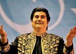 در کنسرت رایگان خواننده سرشناس موسیقی ایرانی