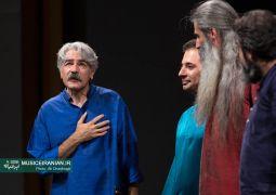 گزارش تصویری سایت خبری و تحلیلی «موسیقی ایرانیان» از این اجرا