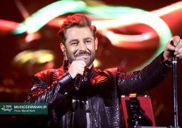 در ادامه تور کنسرتهایش و پیش از کنسرت تهران