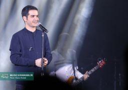 هشت سانس کنسرت در تهران