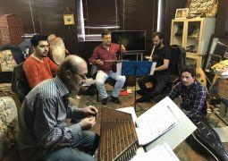 گزارش تصویری از تمرین گروه مولانا برای اجرا در بانه و سقز