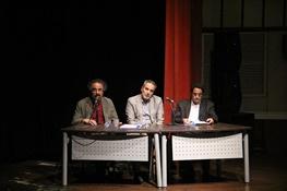 حسین پیرنیا: امروز دستم به نواختن نمی رود و نگران انتخابات هستم