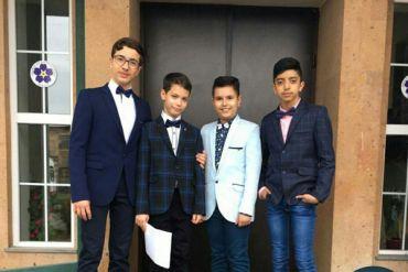 نوجوانان ایرانی در ارمنستان خوش درخشیدند