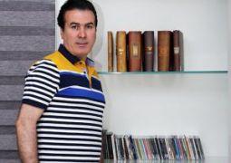 گفتگو با خواننده پاپ آذربایجانی