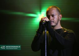 گزارش تصویری سایت خبری و تحلیلی «موسیقی ایرانیان» از کنسرت اشوان