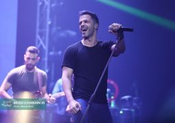 ویدئویی کوتاه از اجرای زنده قطعه «نه نرو»