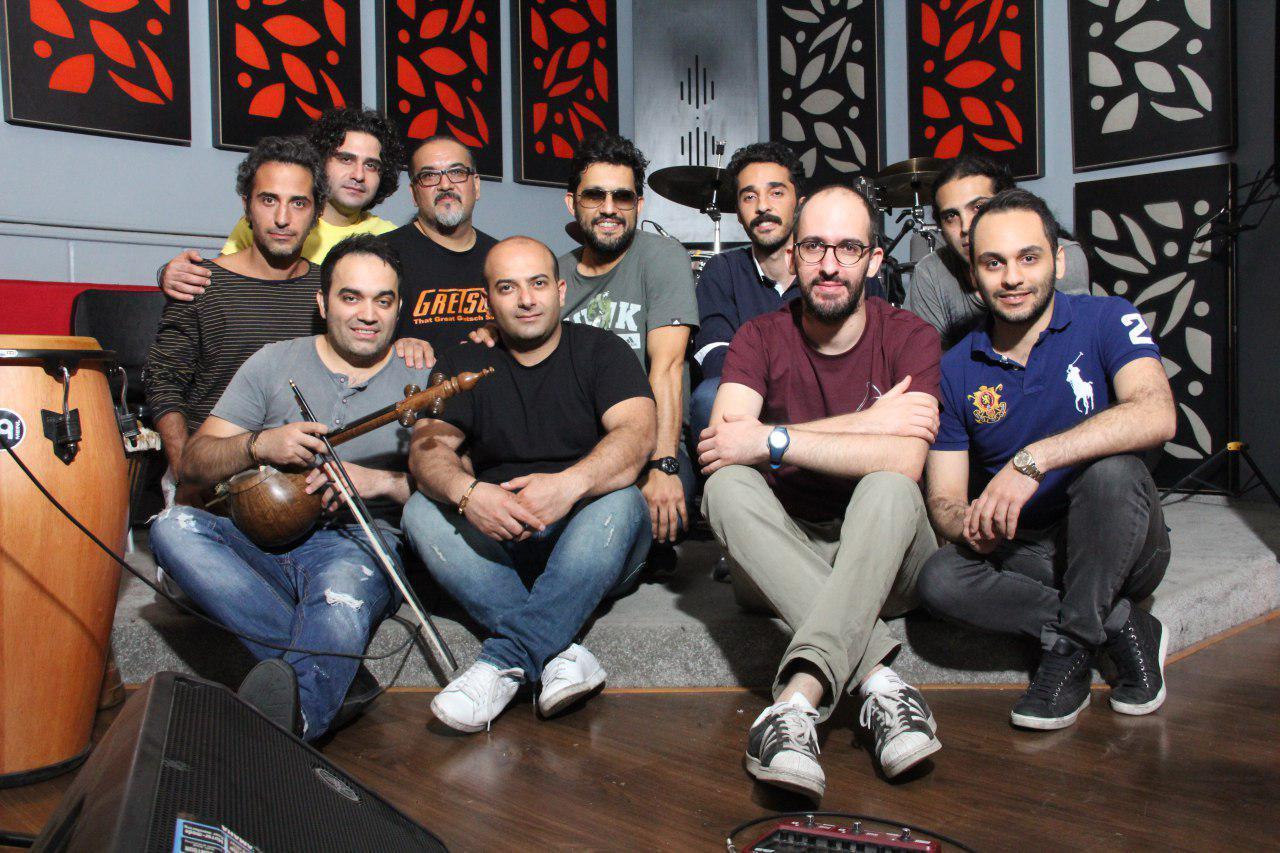گروه موسیقی دارکوب
