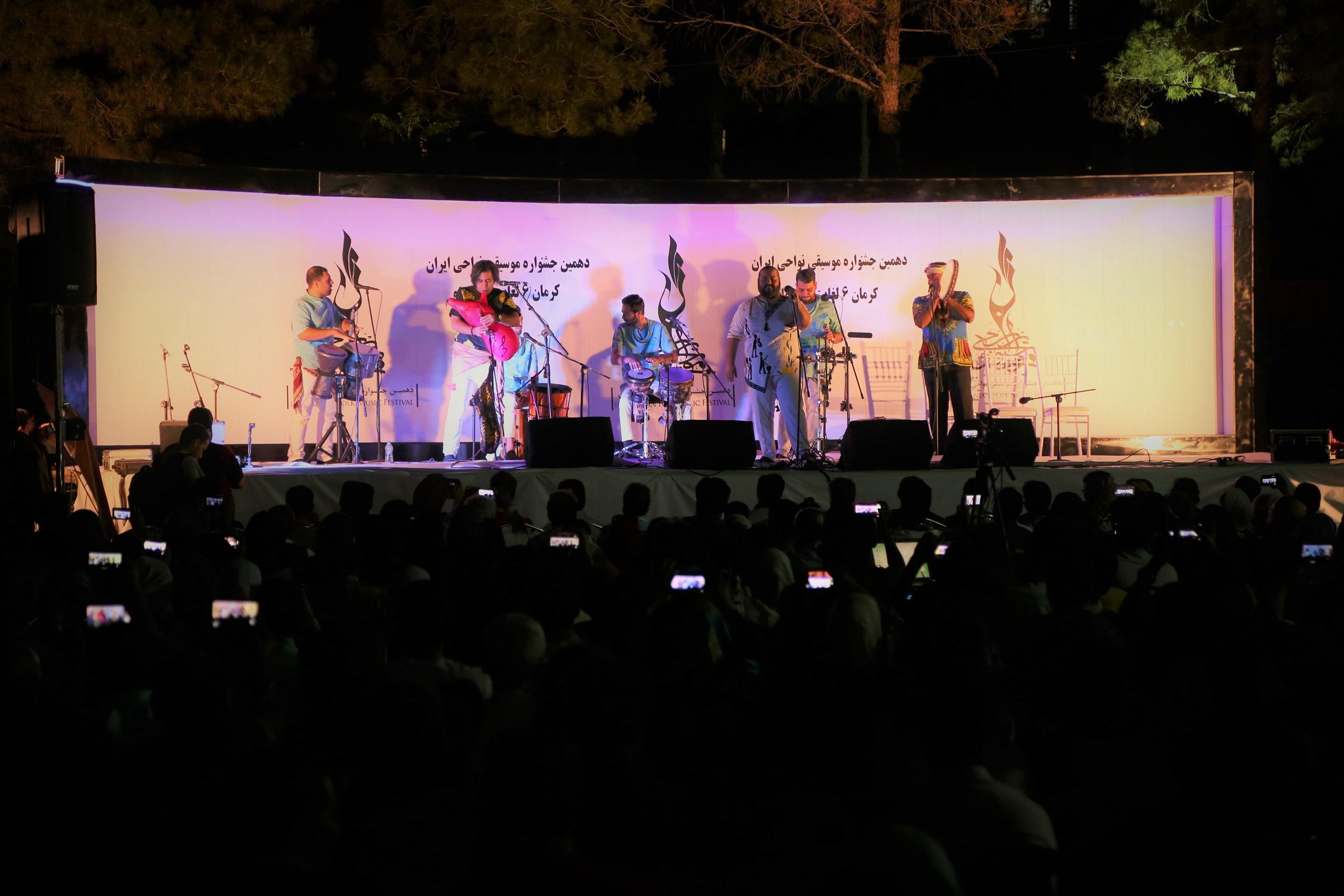 گزارش تصویری سایت خبری و تحلیلی «موسیقی ایرانیان»