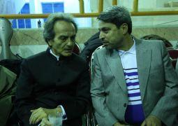 شهرداد روحانی: امیدوارم شرایط ابقای آقای صفیپور در بنیاد رودکی مهیا شود