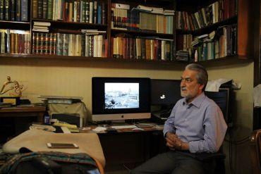 مجید انتظامی (عکاس: زاوش محمدی)