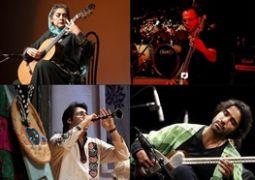 تماشای کنسرت؛ گزینه پیشروی ساکنین ۱۲ شهر ایران، برای تفریح در هفته پیش رو