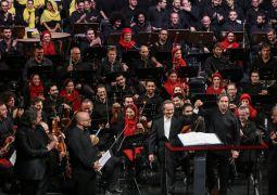 تمجید رهبر ارکستر جهانی از نوازندگان ایرانی