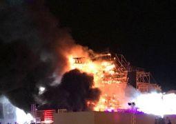 در این حادثه به هیچ یک از افراد حاضر در محل آسیبی وارد نشد