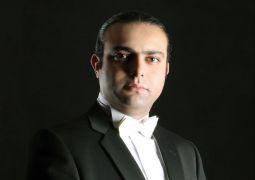 «بردیا کیارس» رهبر مهمان ارکستر تئاتر دولتی آذربایجان می شود