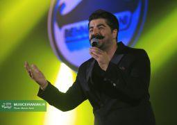 کنسرت «بهنام بانی» خواننده «علاقه خاص» برگزار شد