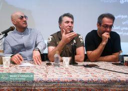 نشست خبری کنسرت خواننده دهه ۷۰ برگزار شد | گزارش تصویری «موسیقی ایرانیان»