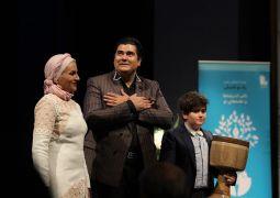 نکوداشت «فخری ملک پور» در تالار وحدت برگزار شد