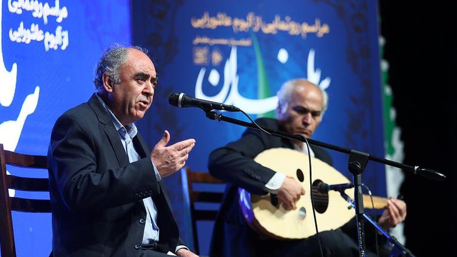 محمد معتمدی: بخش زیادی از موسیقی که در من نهادینه شده برای نواهای عاشورایی است | فریدون شهبازیان: برای موسیقی آئینی آهنگها و ملودیهای جدید بسازیم