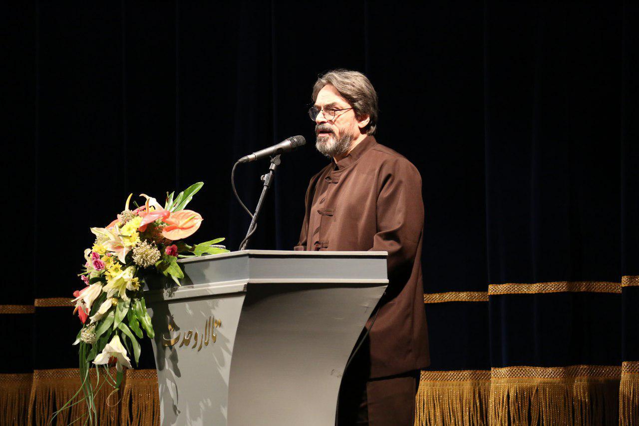 هومان اسعدی: این جشنواره در واقع سه جشنوارۀ بزرگ محسوب میشود