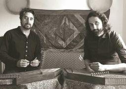 حاصل همکاری دو نوازنده سنتور