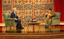 محمدرضا شریفینیا مهمان دورهمی شد