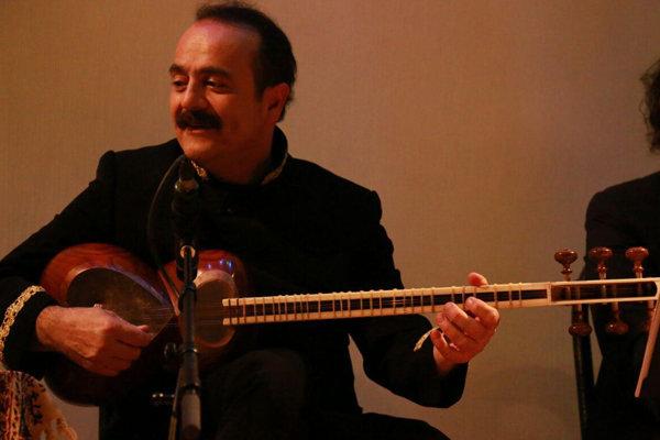 مجید پازوکی خبر داد: