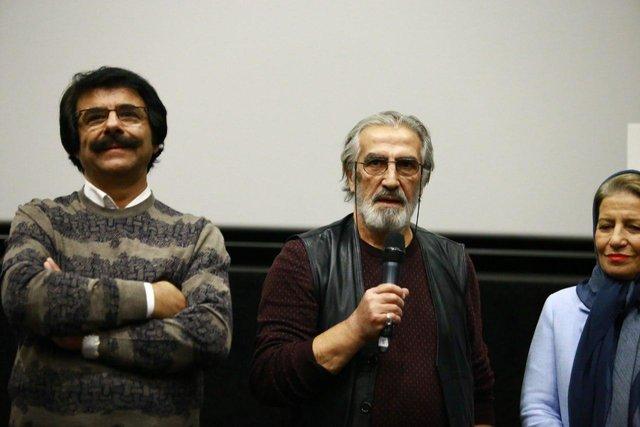 دومین اکران مردمی فیلم سینمایی «وقتی برگشتم» برگزار شد