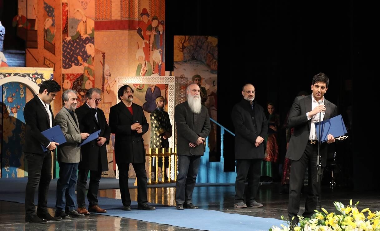برگزاری چهارمین جشن سالانه «موسیقی ما» با حضور گسترده هنرمندان