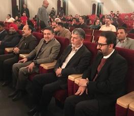 سیدعباس صالحی به دیدن اجرایی از جشنواره موسیقی فجر نشست