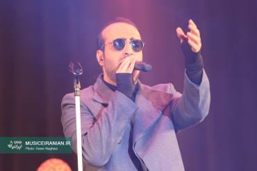 «مهدی جهانی» اولین کنسرت پاپ جشنواره امسال را برگزار کرد   گزارش تصویری «موسیقی ایرانیان»