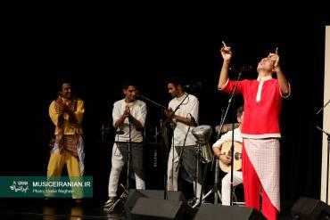 گروه موسیقی بوشهری «نی مه» در جشنواره نواخت | گزارش تصویری «موسیقی ایرانیان»