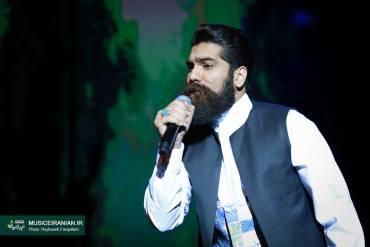 «لالایی» علی زندوکیلی در جشنواره فجر طنین انداز شد | گزارش تصویری «موسیقی ایرانیان»