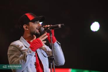 کنسرت پرشور «ماکان بند» در جشنواره فجر به شهدای «سانچی» تقدیم شد | گزارش تصویری «موسیقی ایرانیان»
