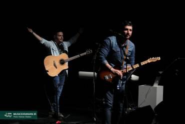گروه «داتار» و اجرای سافت راک با آمیزه هایی از موسیقی الکترونیک | گزارش تصویری «موسیقی ایرانیان»