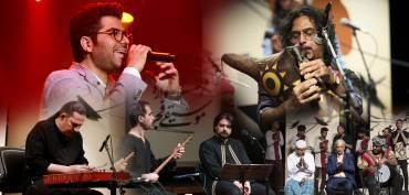 گزارش های کامل «موسیقی ایرانیان» از سومین شب سی و سومین جشنواره موسیقی فجر